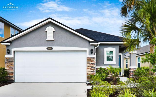 869 Glendale Ln, Orange Park, FL 32065 (MLS #998412) :: Noah Bailey Real Estate Group