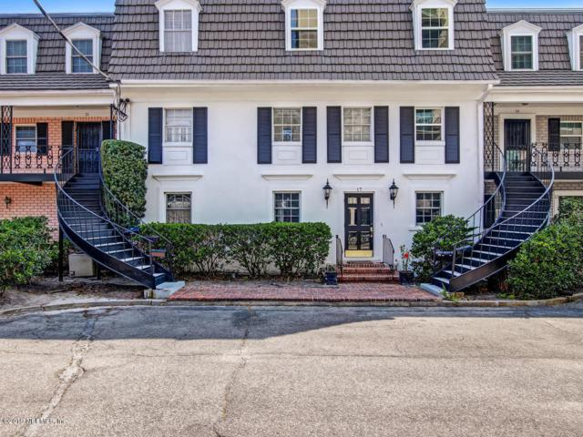 2950 St Johns Ave 2-A (17), Jacksonville, FL 32205 (MLS #998870) :: The Hanley Home Team