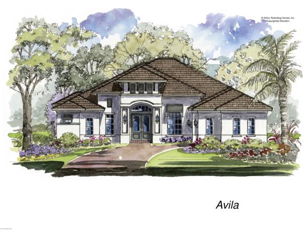 492 Latrobe Ave, St Augustine, FL 32095 (MLS #998962) :: The Hanley Home Team