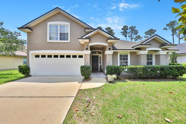 2217 Fort Mellon Ct, St Augustine, FL 32092 (MLS #999276) :: Noah Bailey Real Estate Group