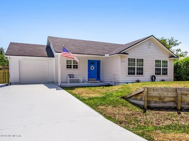 230 Vista Grande Dr, Ponte Vedra Beach, FL 32082 (MLS #999286) :: The Hanley Home Team
