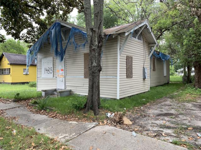 1435 W 5TH St, Jacksonville, FL 32209 (MLS #999389) :: Ancient City Real Estate