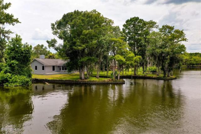 212 School Rd, East Palatka, FL 32131 (MLS #999477) :: Berkshire Hathaway HomeServices Chaplin Williams Realty