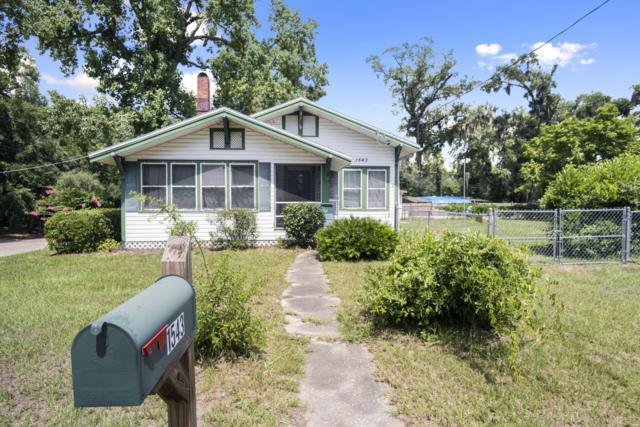 1543 Hamilton St, Jacksonville, FL 32210 (MLS #1001639) :: The Hanley Home Team