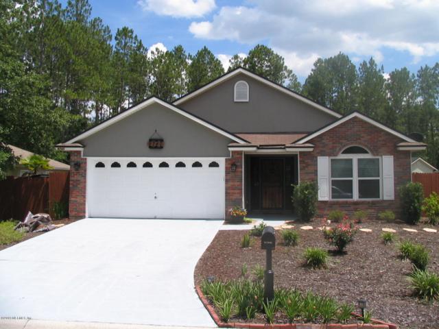 9740 Chirping Way, Jacksonville, FL 32222 (MLS #1002214) :: The Hanley Home Team