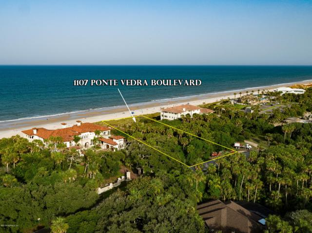 1107 Ponte Vedra Blvd, Ponte Vedra Beach, FL 32082 (MLS #1002373) :: The Hanley Home Team