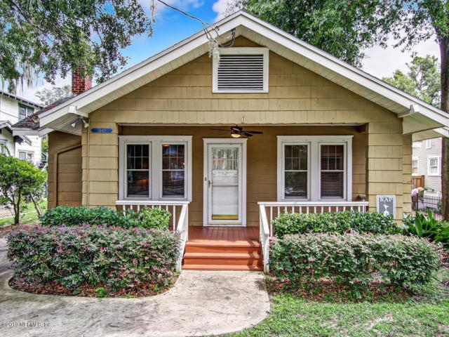 3640 Hedrick St, Jacksonville, FL 32205 (MLS #1002852) :: Ancient City Real Estate