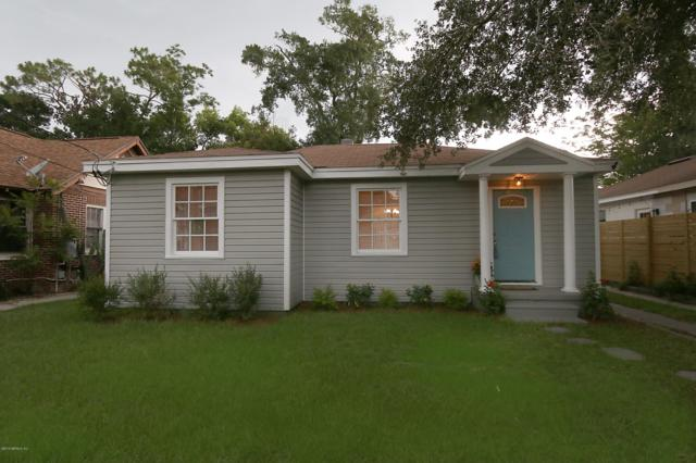 4719 French St, Jacksonville, FL 32205 (MLS #1003631) :: The Hanley Home Team