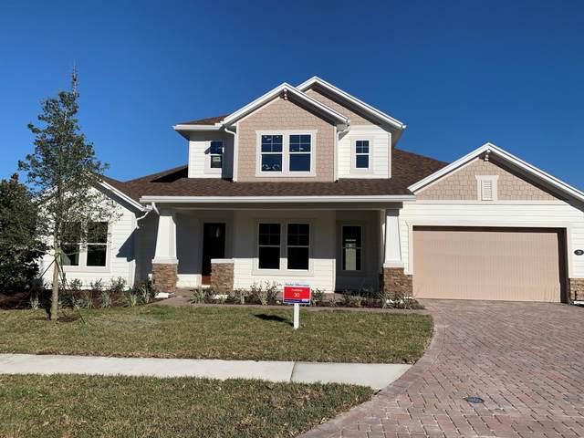 70 Stone Creek Cir, St Johns, FL 32259 (MLS #1005383) :: Memory Hopkins Real Estate