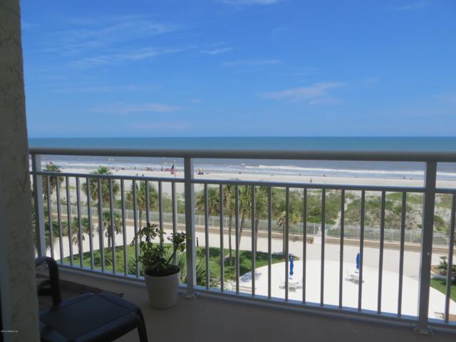 1601 Ocean Dr S #409, Jacksonville Beach, FL 32250 (MLS #1005473) :: The Hanley Home Team
