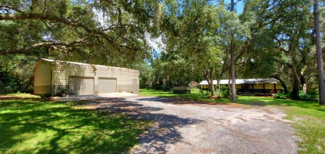 151 Hall Rd, Melrose, FL 32666 (MLS #1005894) :: EXIT Real Estate Gallery