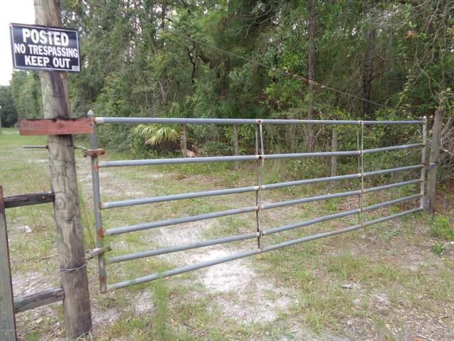 20609 NE 51 Ln, Earlton, FL 32631 (MLS #1006629) :: Berkshire Hathaway HomeServices Chaplin Williams Realty