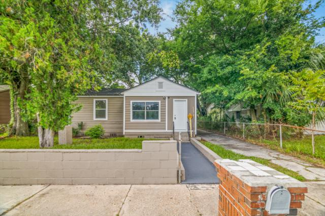 1061 W 12TH St, Jacksonville, FL 32209 (MLS #1008738) :: Ancient City Real Estate