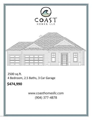 28297 Grandview Manor, Yulee, FL 32097 (MLS #1009308) :: Bridge City Real Estate Co.