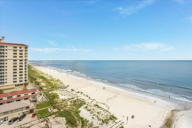 1221 1ST St S 11A, Jacksonville Beach, FL 32250 (MLS #1010396) :: Bridge City Real Estate Co.