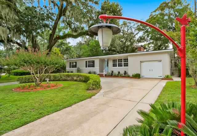 7109 San Jose Blvd, Jacksonville, FL 32217 (MLS #1012453) :: Memory Hopkins Real Estate