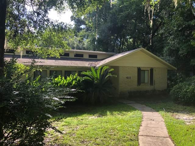 411 SW 83RD Ter, Gainesville, FL 32607 (MLS #1013360) :: The Hanley Home Team