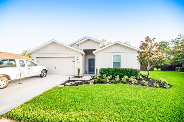 5981 Sands Pointe Dr, Macclenny, FL 32063 (MLS #1013369) :: The Hanley Home Team