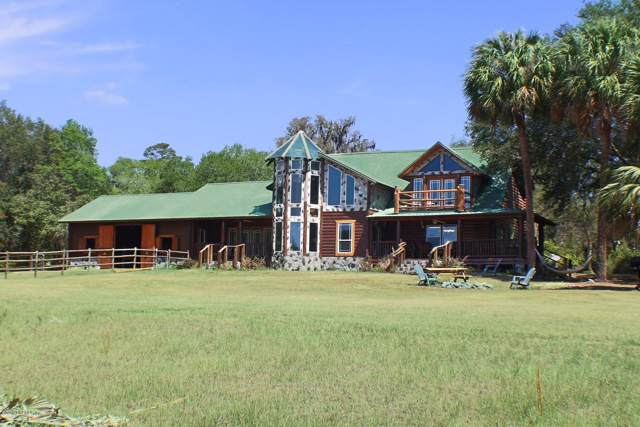 1072 County Road 315, Melrose, FL 32666 (MLS #1013401) :: 97Park