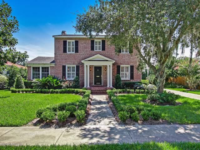 1320 River Oaks Rd, Jacksonville, FL 32207 (MLS #1014311) :: Noah Bailey Group