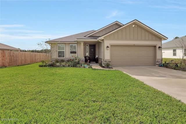116 Goldenrod Lake Dr, St Augustine, FL 32084 (MLS #1014442) :: Berkshire Hathaway HomeServices Chaplin Williams Realty