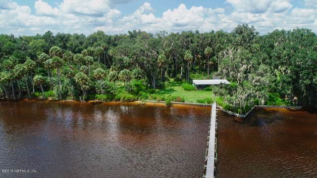 302 Drayton Island Rd, Georgetown, FL 32139 (MLS #1014553) :: The Hanley Home Team