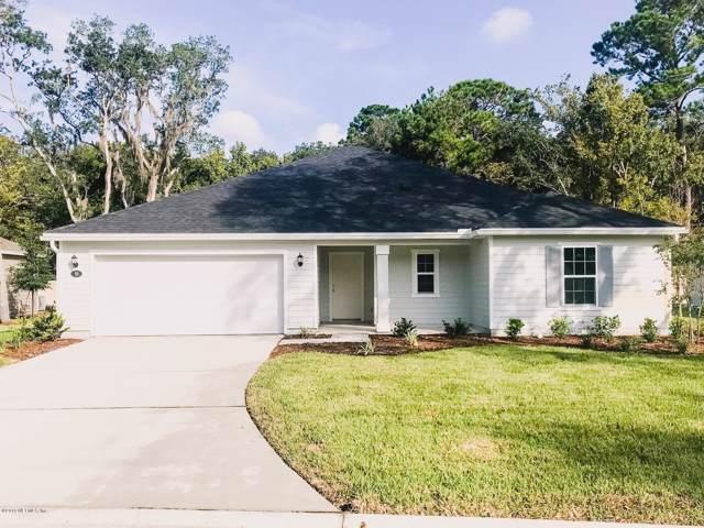 50 Coastal Village Ln, St Augustine, FL 32095 (MLS #1014574) :: The Hanley Home Team