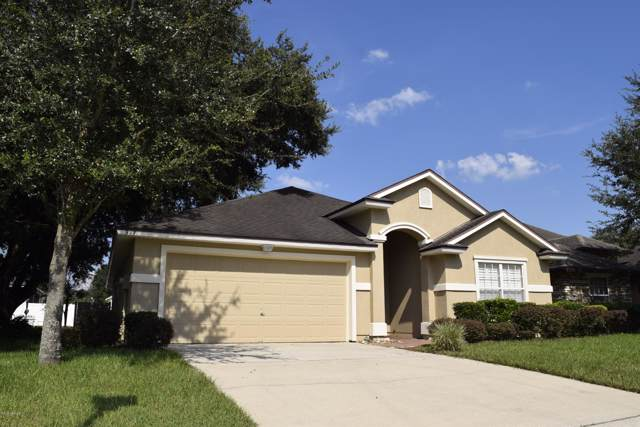 947 Steeplechase Ln, Orange Park, FL 32065 (MLS #1014648) :: The Hanley Home Team