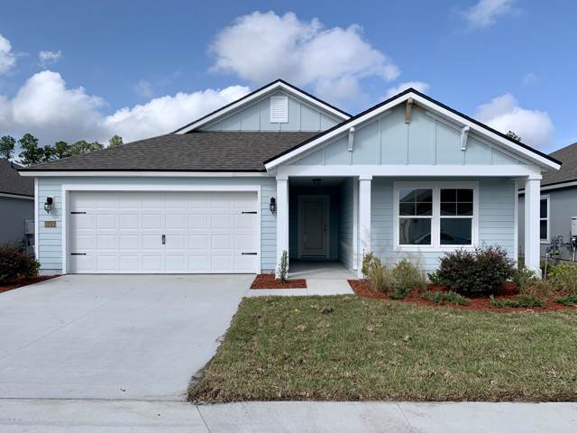 83456 Barkestone Ln, Fernandina Beach, FL 32034 (MLS #1014682) :: Noah Bailey Group