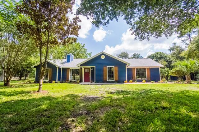 1215 Cactus Cut Rd, Middleburg, FL 32068 (MLS #1015376) :: Military Realty