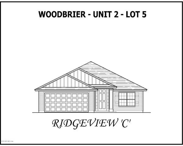 92020 Woodlawn Dr, Fernandina Beach, FL 32034 (MLS #1015390) :: The Hanley Home Team