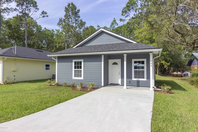 685 S Orange St, St Augustine, FL 32084 (MLS #1015413) :: The Every Corner Team | RE/MAX Watermarke