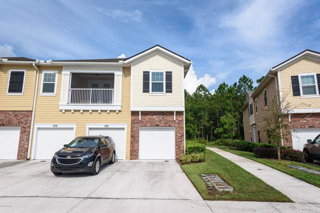 1723 Golden Lake Loop 7-5, St Augustine, FL 32084 (MLS #1015661) :: CrossView Realty