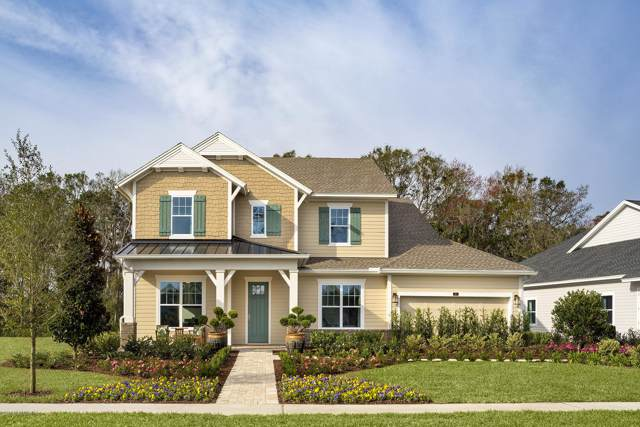 221 Park Forest Dr, Ponte Vedra, FL 32081 (MLS #1017626) :: Military Realty