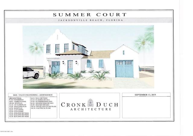 1 Summer Court Ct, Jacksonville Beach, FL 32250 (MLS #1018996) :: CrossView Realty