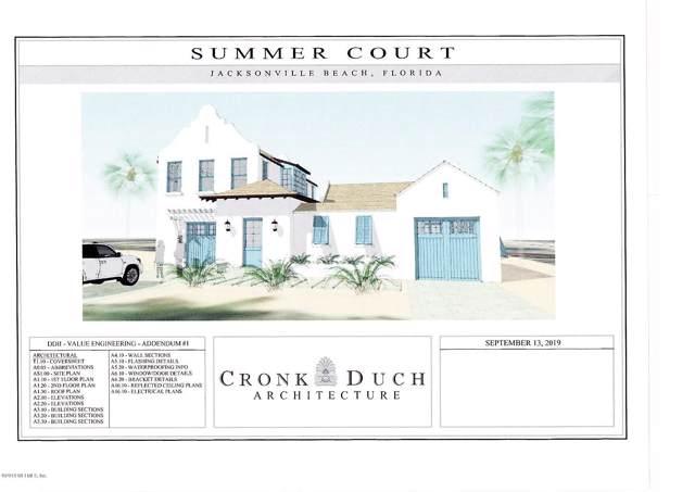 1 Summer Court Ct, Jacksonville Beach, FL 32250 (MLS #1018996) :: eXp Realty LLC | Kathleen Floryan