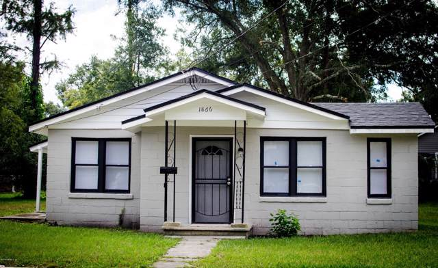 1866 6TH St, Jacksonville, FL 32209 (MLS #1019140) :: 97Park