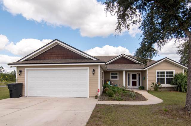 8059 Odis Yarborough Rd, Glen St. Mary, FL 32040 (MLS #1019465) :: Noah Bailey Group