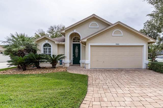 3461 Sanctuary Blvd, Jacksonville Beach, FL 32250 (MLS #1020500) :: 97Park