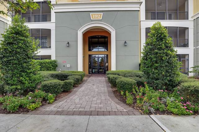 192 Orchard Pass Ave #518, Ponte Vedra, FL 32081 (MLS #1020533) :: Noah Bailey Group