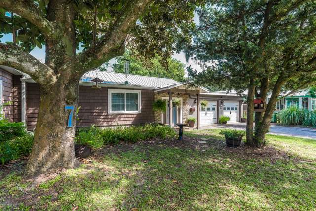 7 Nesmith Ave, St Augustine, FL 32084 (MLS #1020566) :: Berkshire Hathaway HomeServices Chaplin Williams Realty