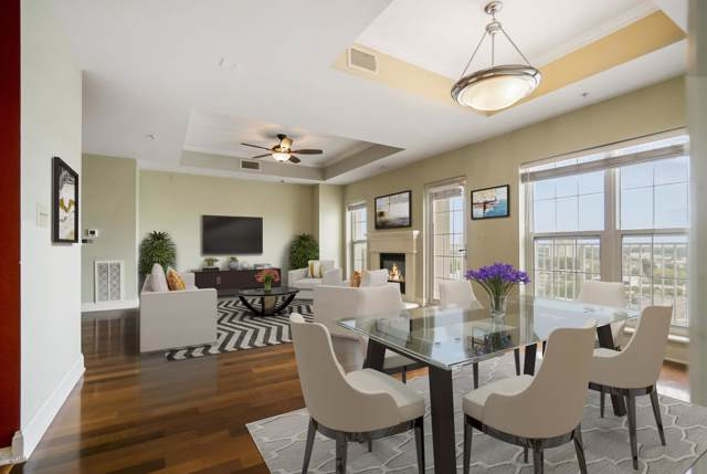 400 E Bay St #1004, Jacksonville, FL 32202 (MLS #1020766) :: Noah Bailey Group