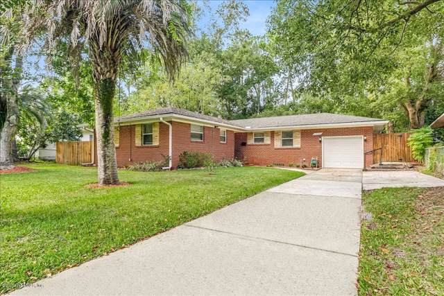 3971 Conga St, Jacksonville, FL 32217 (MLS #1020996) :: Berkshire Hathaway HomeServices Chaplin Williams Realty