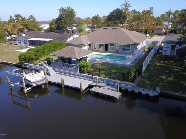 4184 Coquina Dr, Jacksonville, FL 32250 (MLS #1021052) :: The Hanley Home Team