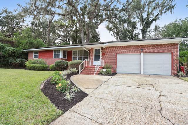 1941 Sweet Briar Ln, Jacksonville, FL 32217 (MLS #1021308) :: Noah Bailey Group
