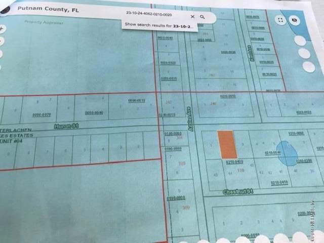 147 Huron St, Interlachen, FL 32148 (MLS #1021752) :: Memory Hopkins Real Estate