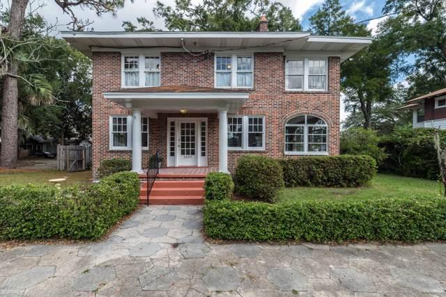 1405 Donald St, Jacksonville, FL 32205 (MLS #1021950) :: The Hanley Home Team