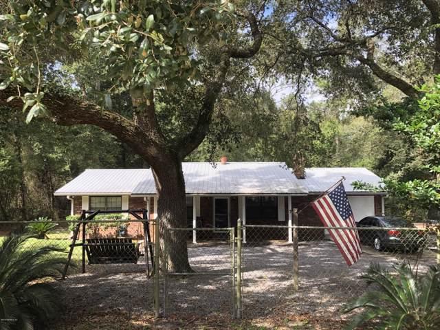 11569 Pine Loop Rd, Glen St. Mary, FL 32040 (MLS #1022080) :: The Hanley Home Team