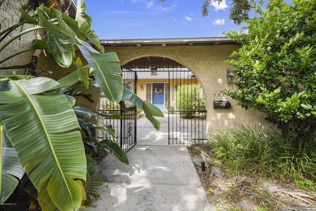 4412 Travelers Rd, Jacksonville, FL 32210 (MLS #1022158) :: Berkshire Hathaway HomeServices Chaplin Williams Realty