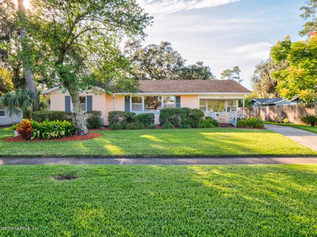 5028 Ortega Blvd, Jacksonville, FL 32210 (MLS #1022192) :: Noah Bailey Group